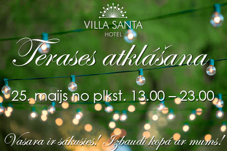 Villa Santa (līdz 24.05.)