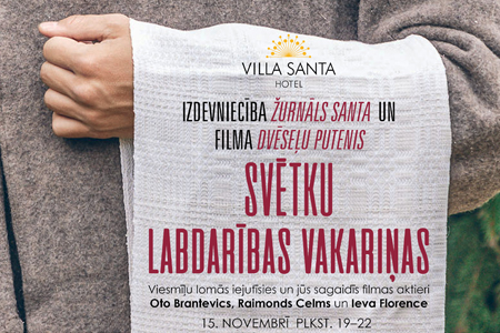 Villa Santa 06.11 – 12.11